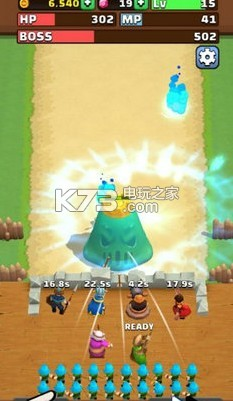 荒野城堡 v0.0.13 游戏下载 截图