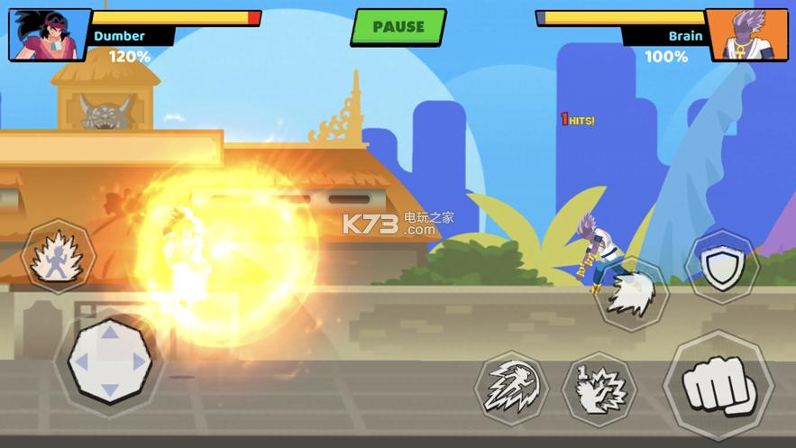 无畏的赛亚人 v1.0 游戏下载 截图