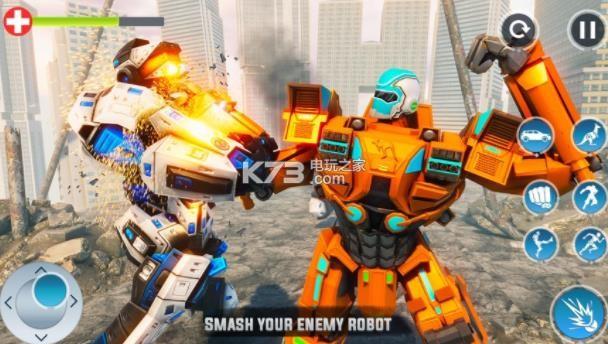 袋鼠机器人汽车变换 v1.0 游戏下载 截图