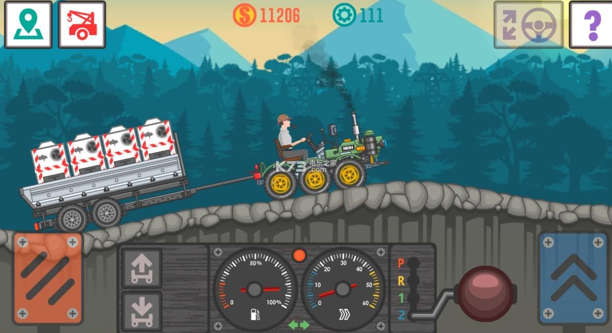 最佳卡车司机 v3.52 汉化破解版下载 截图