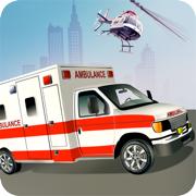 新型救護車救援模擬器游戲下載