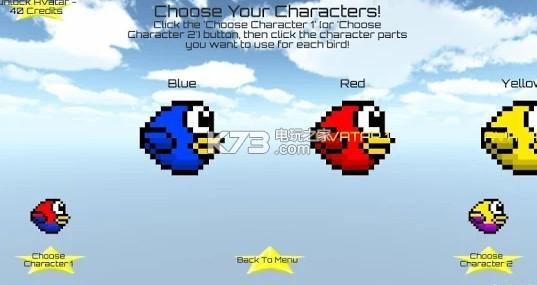 Twin Flappy v1.0 游戏下载 截图
