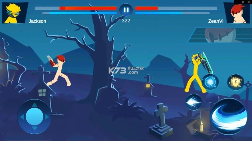 斗棍火柴人大战 v1.0 游戏下载 截图