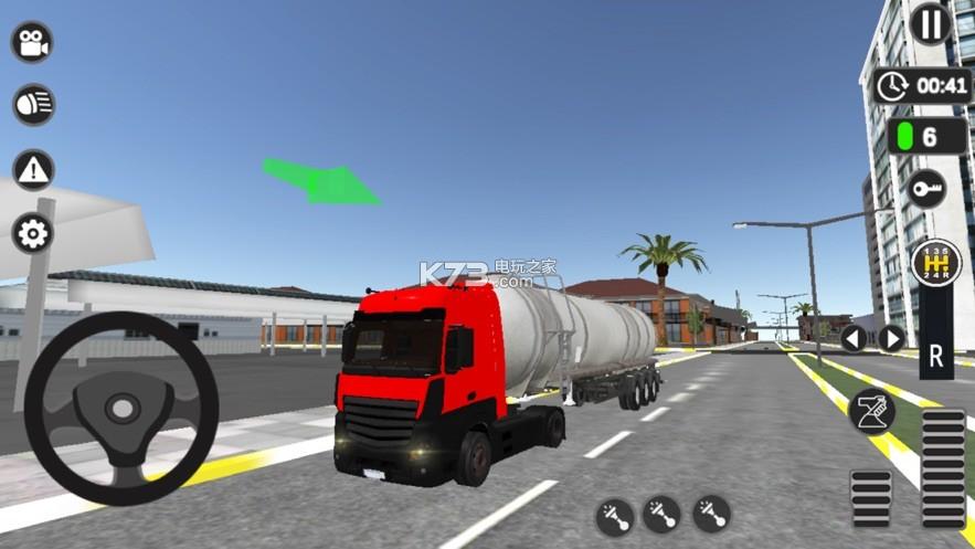 欧洲卡车司机专业版 v1.0 下载 截图
