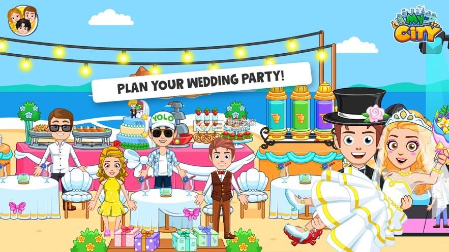 我的小镇婚礼派对 v1.0 游戏下载 截图
