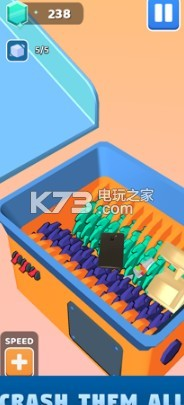 Crush Everything 3D v1.001 游戏下载 截图