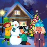 假裝城市寒假游戲下載v1.0