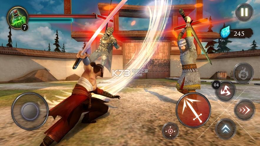 高桥忍者战士 v1.2 下载 截图