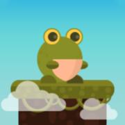 青蛙無限攀爬者手游下載v1.0