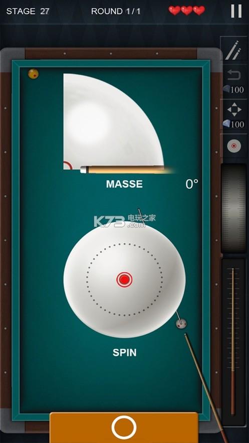 职业台球3球4球 v1.0.0 游戏下载 截图