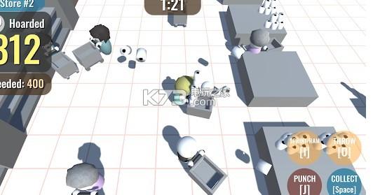 卫生纸战士 v0.1 游戏下载 截图