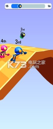 Rolly Legs v2.7 游戏下载 截图