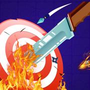愤怒的飞刀游戏下载v1.0