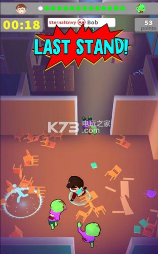 丧尸来了快溜 v1.1 游戏下载 截图