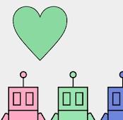 彩色机器人工厂安卓版v1.2