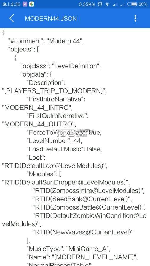 pvz2自制关卡 v1.0 编辑器 截图
