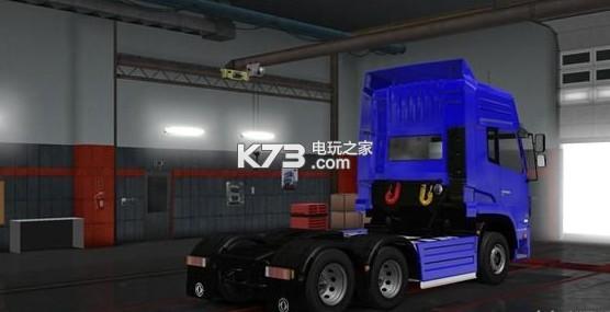 东风重卡车 中文版 截图