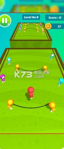 跳绳比赛3D v1.1 最新版 截图