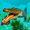 水下鱷魚模擬器免費版v1.0