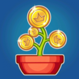 黃金搖錢樹賺錢版v1.0