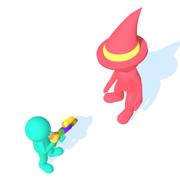 3D绘画斗殴手游