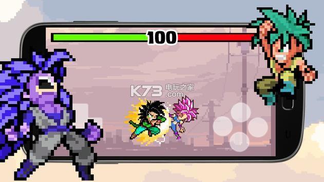 水晶z战士 v1.0.2 中文版 截图