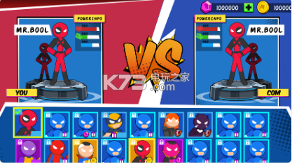 Stick Superhero Offline Games v1.0.3 手游 截图