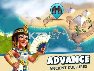 Rise of Cultures v0.45.5 中文版 截图