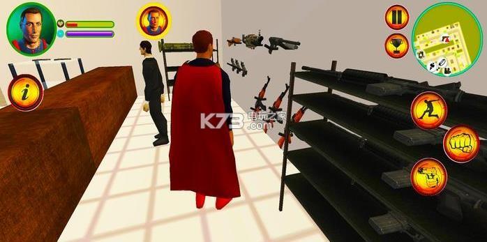 飞行超级男孩营救不可能完成的任务 v1.0 手机版 截图