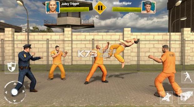 监狱锁定2020 v1.8 游戏 截图