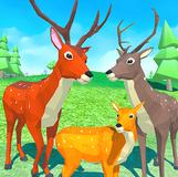 鹿模拟器动物家族3D游戏v1.2