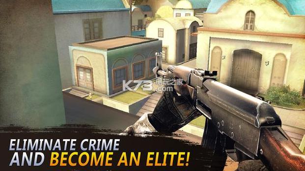 狙击边界3d v2.0 最新版 截图