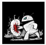 机器人VS病毒 v12 中文版