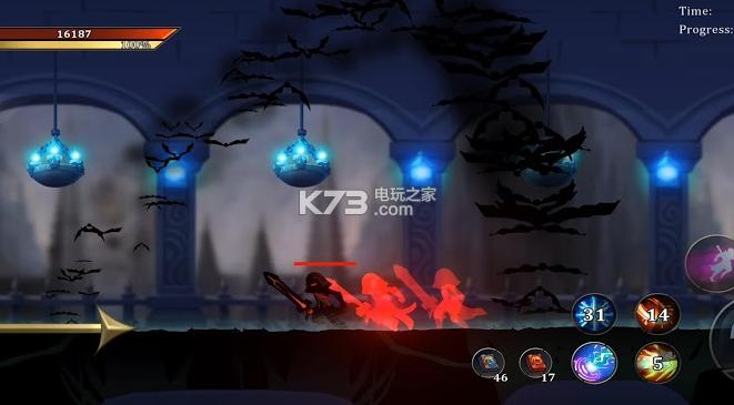 传说勇士暗战 v1.8 中文版 截图