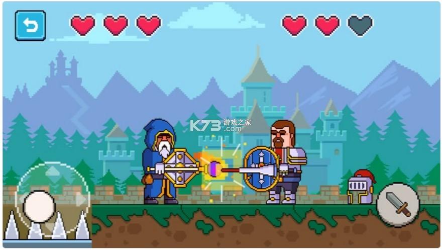 我的骑士暗黑格斗 v1.0 手游 截图