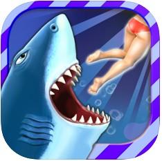 饥饿鲨进化乌贼鲨后的鲨鱼破解版v8.1.0