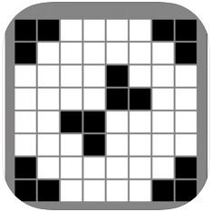 黑白迭代空間推理 v1.1 游戲