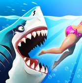 饥饿鲨世界无限珍珠版v3.7.0