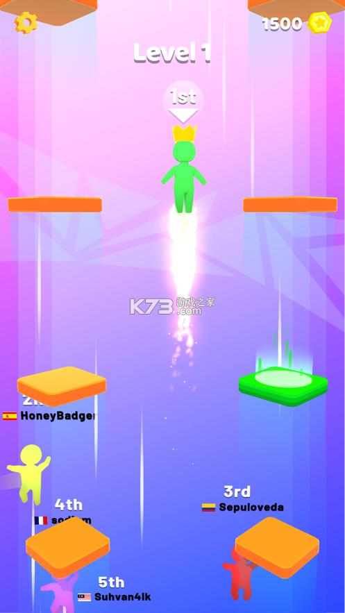 Bouncers io v0.1.1 手游 截图