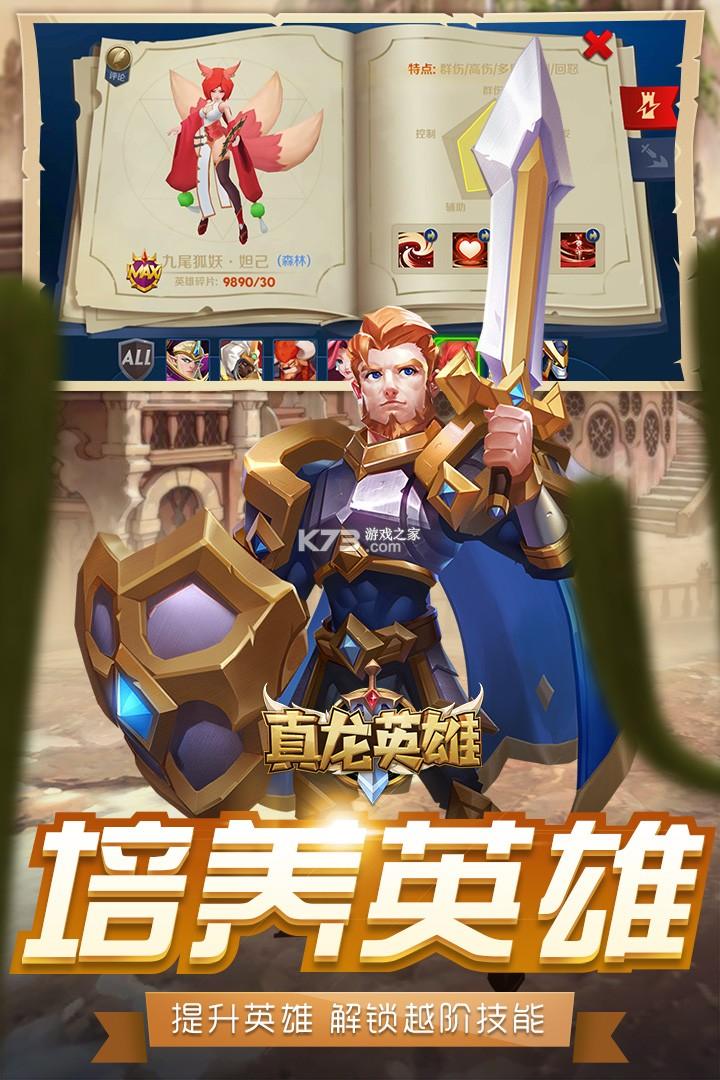 真龙英雄 v1.0.6 游戏 截图