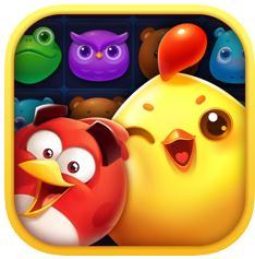 开心消消乐愤怒的小鸟版 v1.83