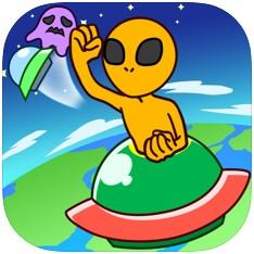 皇家飛碟大作戰游戲v1.0.0