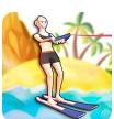 滑水海滩手游