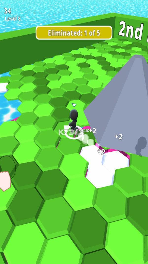 黑糖人六边形挑战 v0.9.1 游戏 截图