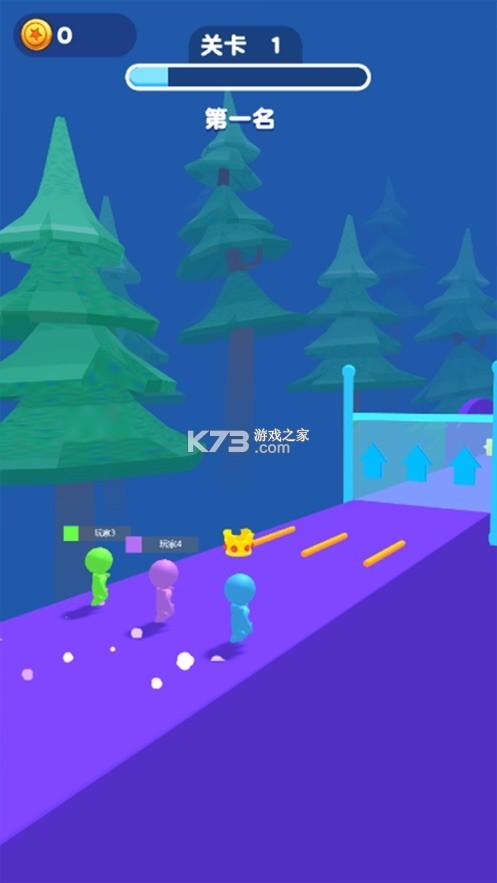 全民撑杆跳 v1.0 小游戏 截图