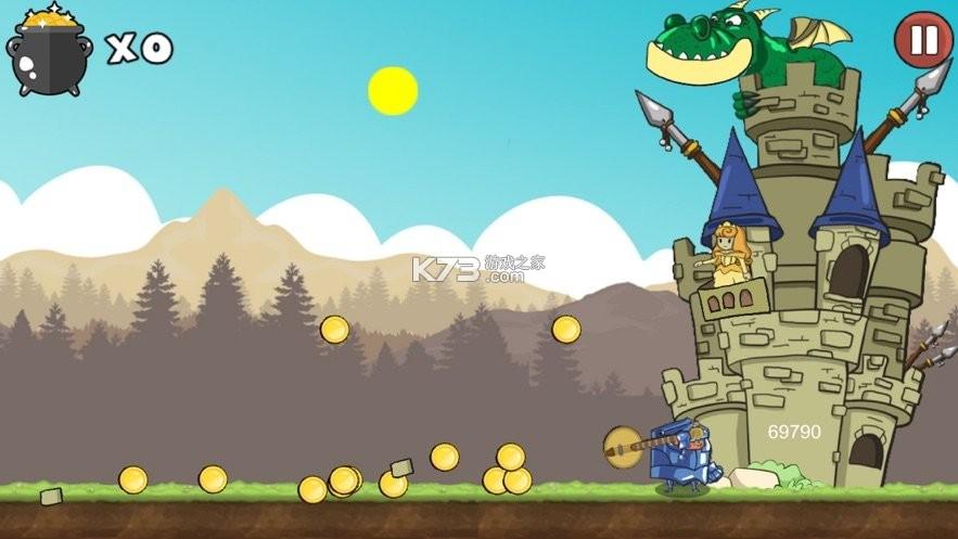 恋爱中的骑士 v1.0 无限金币版 截图