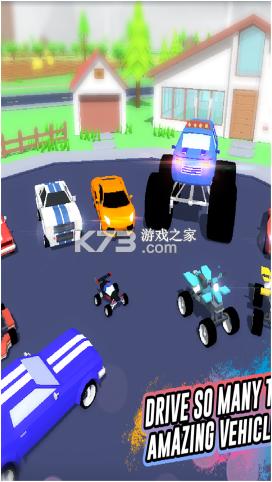沙盒猎车手 v0.87 中文版 截图