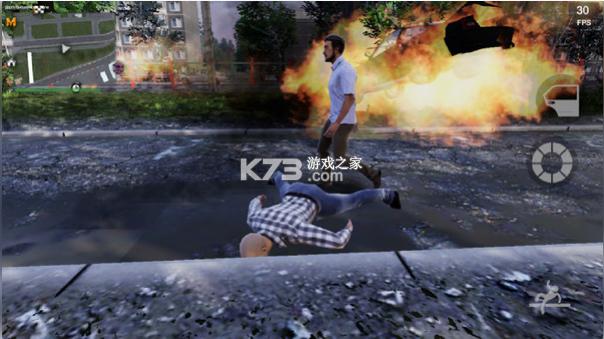 火力全开2城市狂热 v9.8 中文版 截图