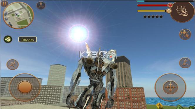 我的机器人世界 v1.6 无敌版 截图