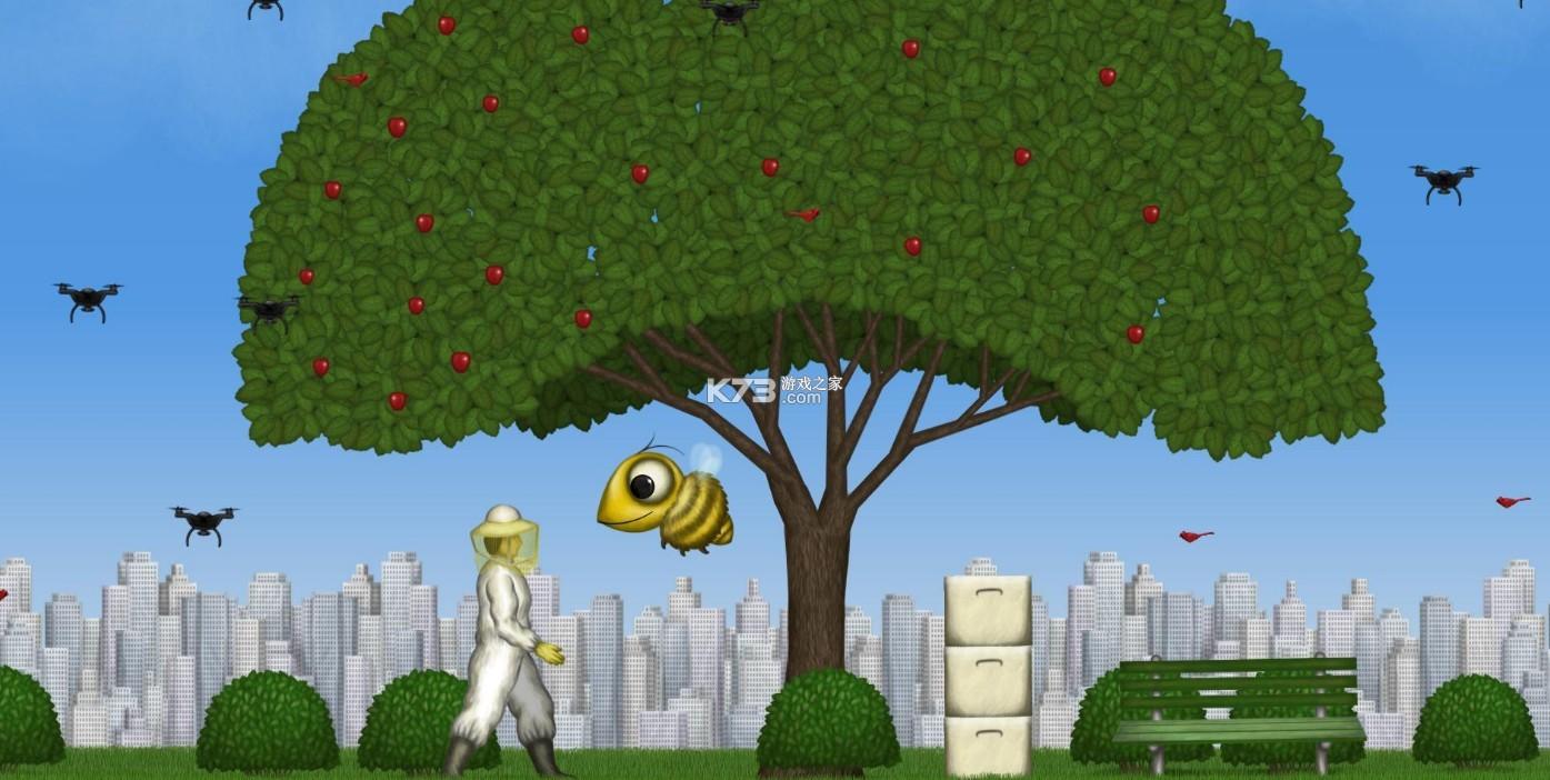 1984版小蜜蜂 v1.1.1 游戏手机版 截图